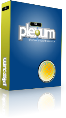Plexum Website Replicator Overview